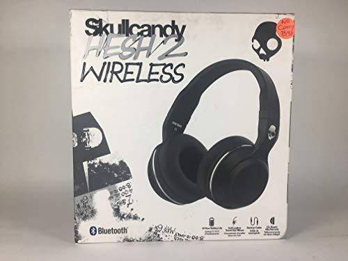 half price classic shoes latest collection Skullcandy Hesh 2 Bluetooth Wireless Headphones with Mic (Black)