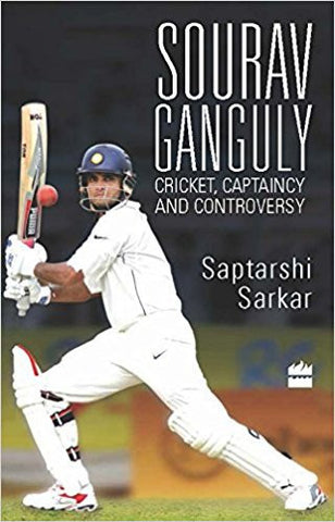Sourav Ganguly: Cricket, Captaincy and Controversy-Books-TBHPD-Helmetdon