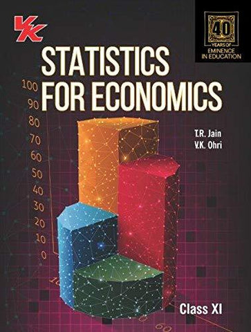 Statistics For Economics For Class 11 (2020 Examination)-Book-V. K. Global Publications Pvt. Ltd.-Helmetdon