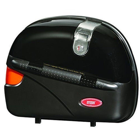Studds Plastic Cruiser Side Box For Hero CD- DLX (Black)-Studds Box-Studds-4.7-Helmetdon