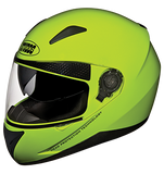 Studds Shifter Full Face Helmet-Helmets-Studds-XL (Head Size 60 cm)-Fluroscent Yellow-Helmetdon