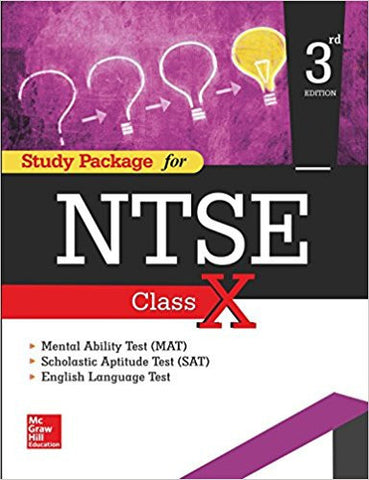 Study Package For NTSE Class X-Books-TBHPD-Helmetdon