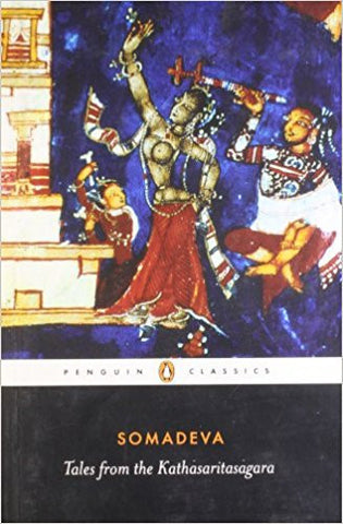 Tales from the Kathasaritasagara-Books-TBHPD-Helmetdon
