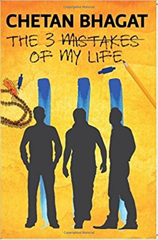 The 3 Mistakes of My Life-Books-TBHPD-Helmetdon