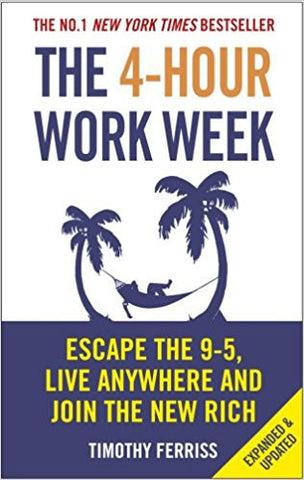 The 4-Hour Work Week: Escape the 9-5, Live Anywhere and Join the New Rich-Books-TBHPD-Helmetdon