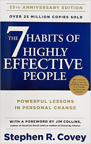The 7 Habits of Highly Effective People-Books-TBHPD-Helmetdon