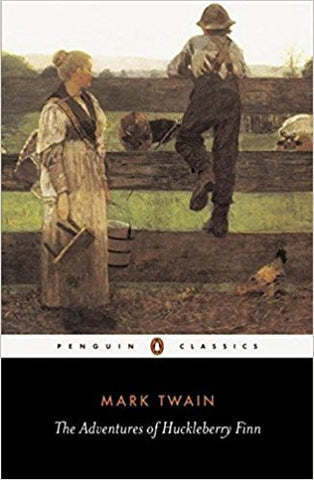 The Adventures of Huckleberry Finn (Penguin Classics)-Books-TBHPD-Helmetdon