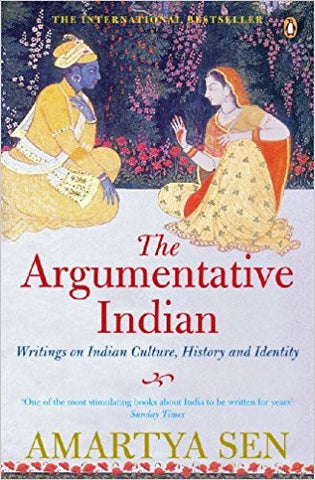 The Argumentative Indian: Writings on Indian History, Culture and Identity-Books-TBHPD-Helmetdon