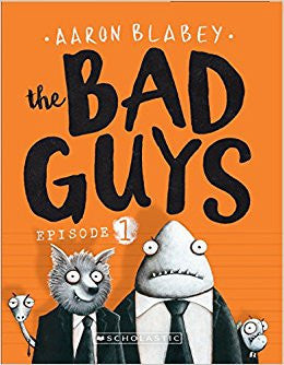 The Bad Guys-Books-TBHPD-Helmetdon
