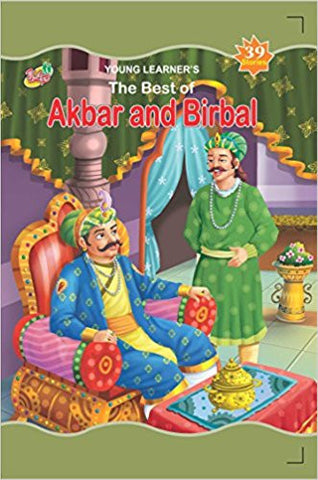The Best of Akbar and Birbal-Books-TBHPD-Helmetdon