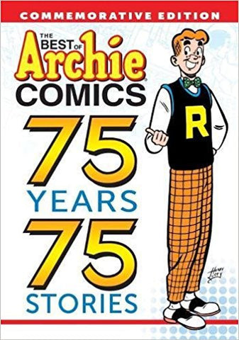 The Best of Archie Comics: 75 Years, 75 Stories-Books-TBHPD-Helmetdon