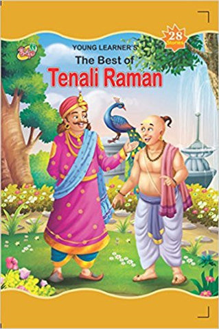 The Best of Tenali Raman-Books-TBHPD-Helmetdon