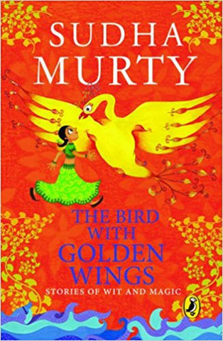 The Bird with Golden Wings: Stories of Wit and Magic-Books-TBHPD-Helmetdon
