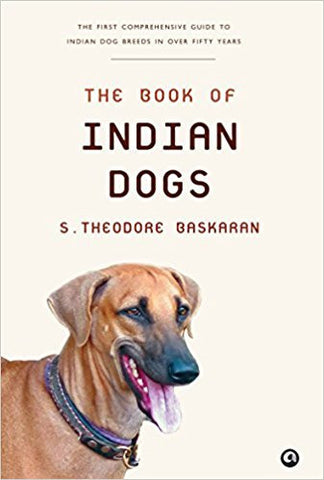 The Book of Indian Dogs-Books-TBHPD-Helmetdon
