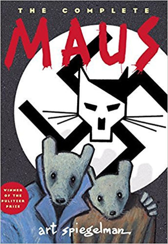 The Complete MAUS-Books-TBHPD-Helmetdon