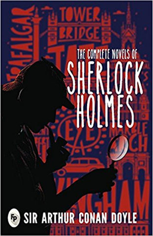 The Complete Novels of Sherlock Holmes-Books-TBHPD-Helmetdon