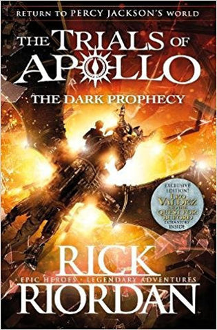 The Dark Prophecy (The Trials of Apollo Book 2)-Books-TBHPD-Helmetdon