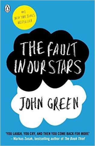 The Fault in our Stars-Books-TBHPD-Helmetdon