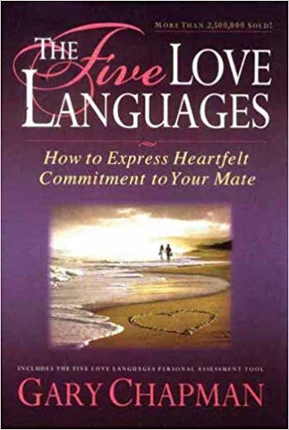 The Five Love Languages-Books-TBHPD-Helmetdon