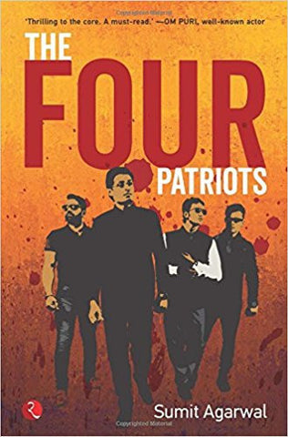 The Four Patriots-Books-TBHPD-Helmetdon