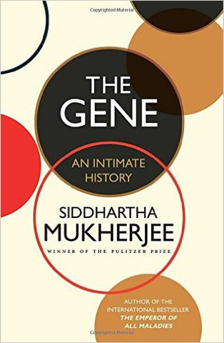 The Gene: An Intimate History-Books-TBHPD-Helmetdon