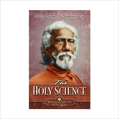 The Holy Science-Books-TBHPD-Helmetdon