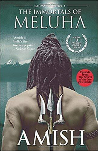 THE IMMORTALS OF MELUHA-Book-Westland Limited-Helmetdon