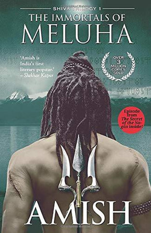 The Immortals of Meluha (Shiva Trilogy)-Book-Westland-Helmetdon