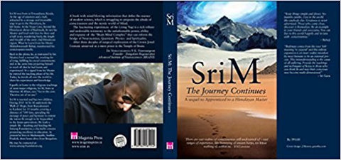 The Journey Continues- A Sequel to Apprenticed to A Hiamalayan Master (A sequel to Apprenticed to a Himalayan Master)-Books-TBHPD-Helmetdon