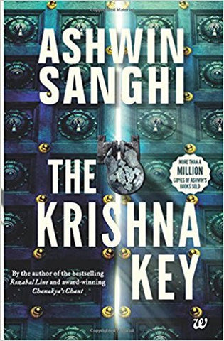 The Krishna Key-Books-TBHPD-Helmetdon