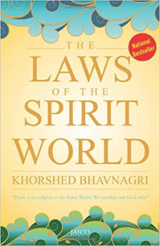 The Laws of the Spirit World-Books-TBHPD-Helmetdon