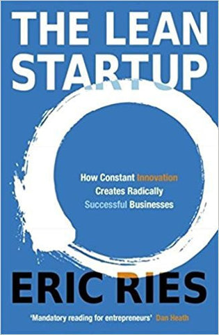 The Lean Startup: How Constant Innovation Creates Radically Successful Businesses-Books-TBHPD-Helmetdon
