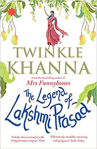 The Legend of Lakshmi Prasad-Books-TBHPD-Helmetdon