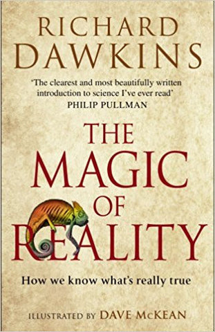 The Magic of Reality: How We Know What's Really True-Books-TBHPD-Helmetdon