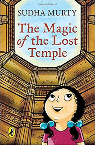 The Magic of the Lost Temple-Books-TBHPD-Helmetdon