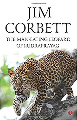 The Man Eating Leopard of Rudraprayag-Books-TBHPD-Helmetdon