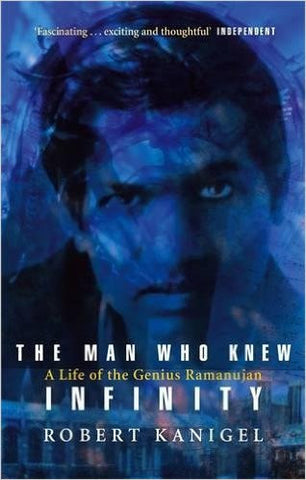 The Man Who Knew Infinity: A Life of the Genius Ramanujan-Books-TBHPD-Helmetdon
