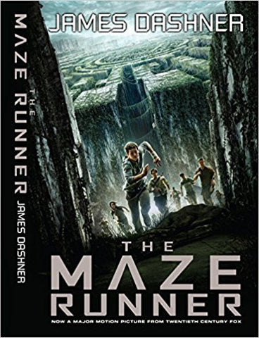 The Maze Runner-Books-TBHPD-Helmetdon