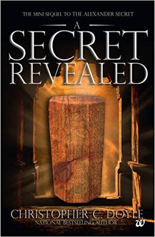 The Mini Sequel to the Alexander Secret: A Secret Revealed-Books-TBHPD-Helmetdon