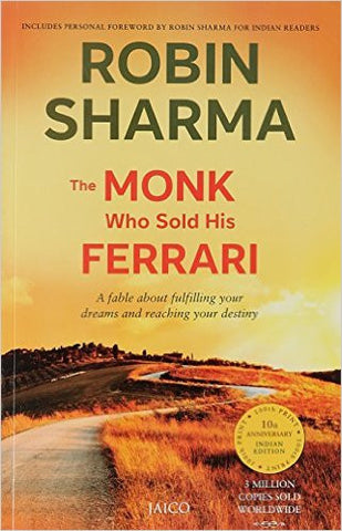 The Monk Who Sold His Ferrari-Books-UBSPD-Helmetdon