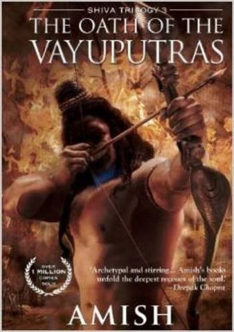 The Oath of the Vayuputras (Shiva Trilogy)-Books-TBHPD-Helmetdon