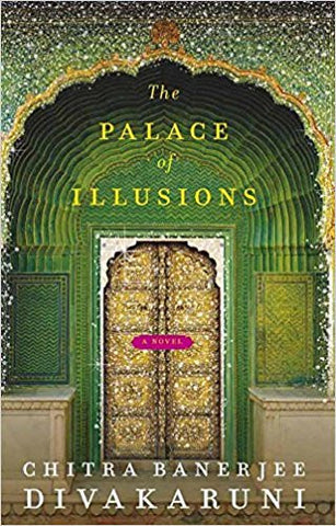 The Palace of Illusions-Books-TBHPD-Helmetdon