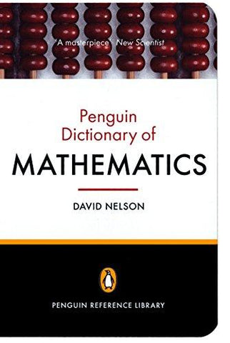 The Penguin Dictionary of Mathematics: Fourth Edition (Penguin Reference Library)-Book-imusti-Helmetdon
