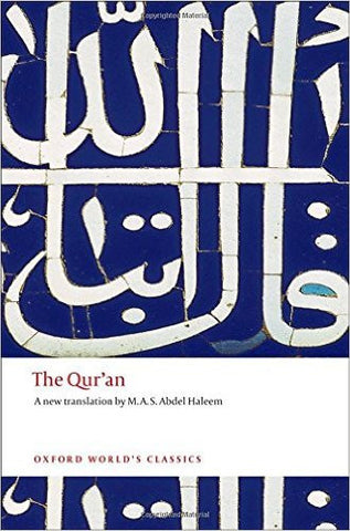 The Qur'an (Oxford World's Classics)-Books-TBHPD-Helmetdon