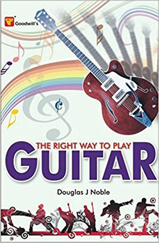 The Right Way to Play Guitar-Books-TBHPD-Helmetdon