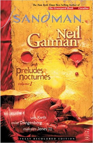 The Sandman: Preludes & Nocturnes - Vol. 1 (New Edition)-Books-TBHPD-Helmetdon