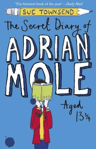 The Secret Diary of Adrian Mole Ages 133/4 (The Originals)-Book-Penguin UK-Helmetdon