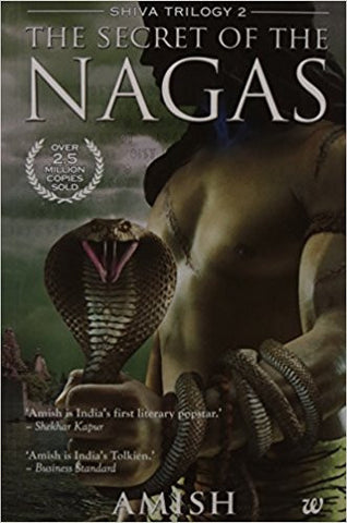 The Secret Of The Nagas (Shiva Trilogy-2)-Books-TBHPD-Helmetdon