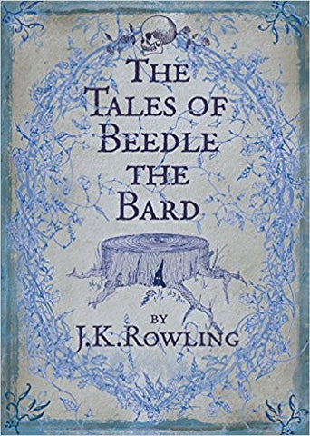 The Tales of Beedle the Bard-Books-TBHPD-Helmetdon