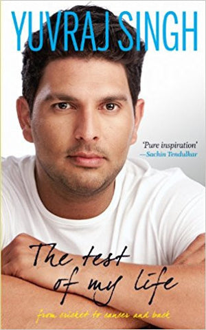 The Test of My Life: From Cricket to Cancer and Back-Books-TBHPD-Helmetdon